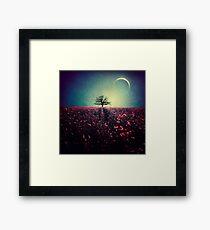 Magic tree vol.3 Framed Print