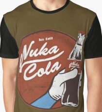 Fallout nuka cola logo, Graphic T-Shirt