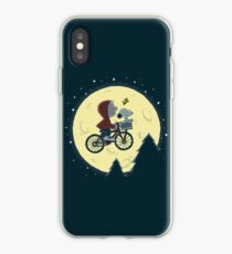 Friends to the end iPhone Case