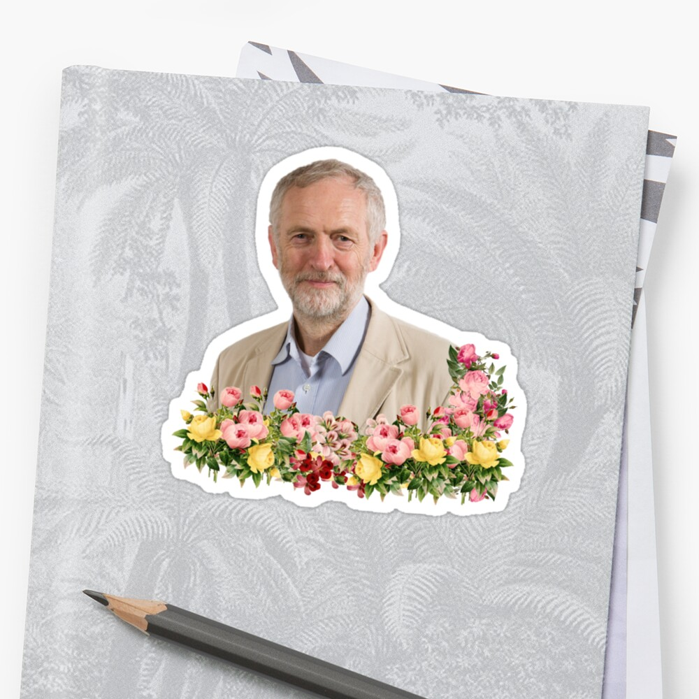 Jeremy Corbyn - Wholesome and Pure by Grace Richardson