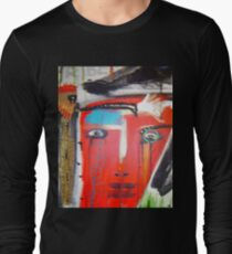 red tribe Long Sleeve T-Shirt