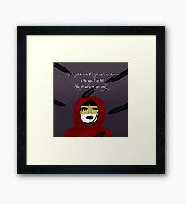 Nevernight- Mia  Framed Print