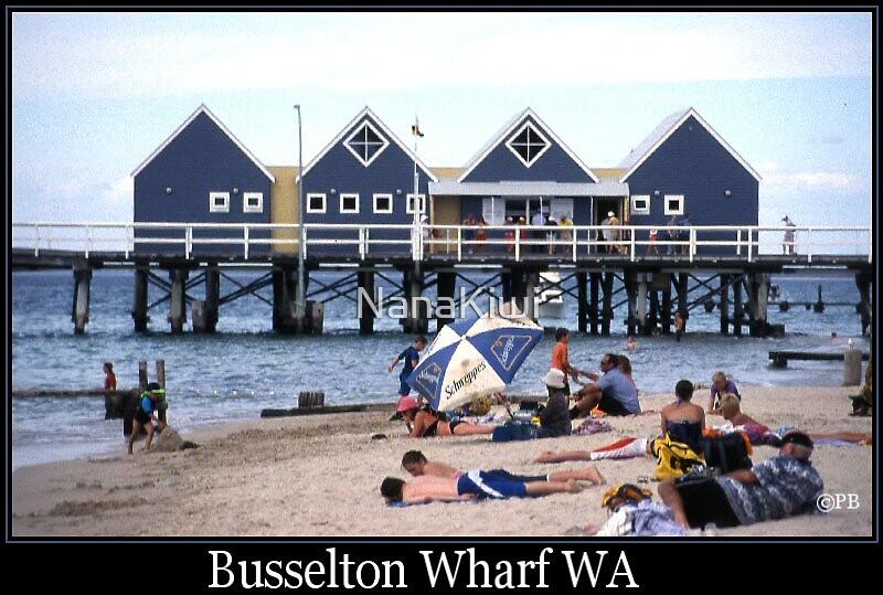 Bussellton Wharf by NanaKiwi