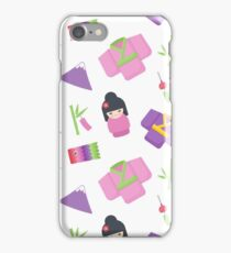 Welcome to Japan iPhone Case/Skin