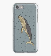 Gray Whale iPhone Case/Skin