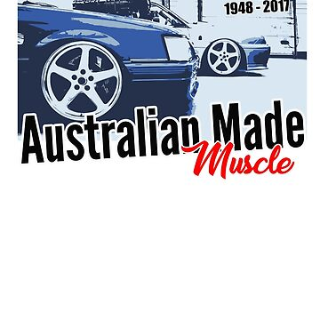 Australia v8 muscle car VK VL by concuido