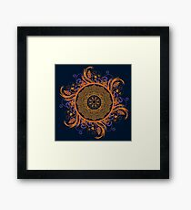 Seal of the Ancients Framed Print