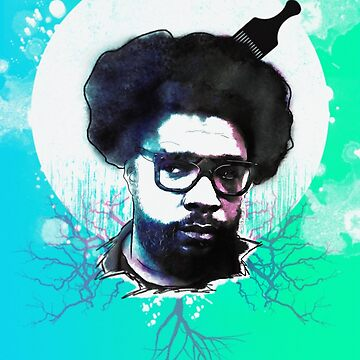 Questlove by dehandre
