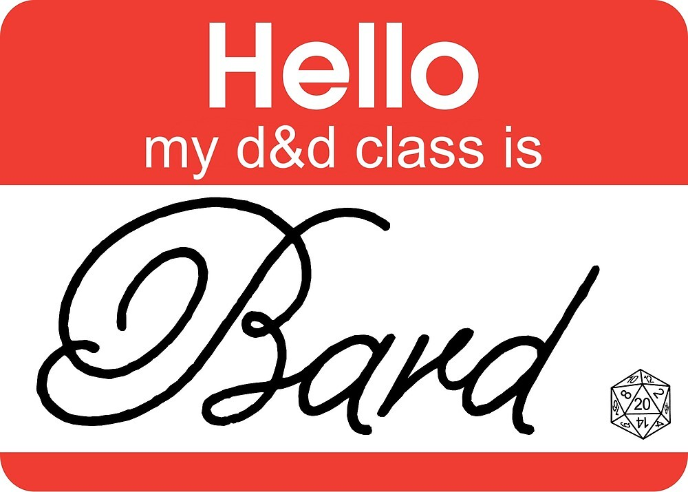 my class is BARD by Teayl