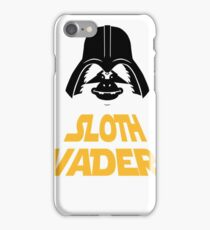 Sloth Vader iPhone Case/Skin
