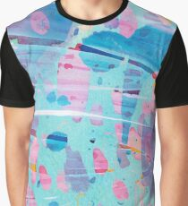 Cellophane Butterfly Graphic T-Shirt