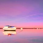 Serenity - Victoria Point Qld Australia by Beth  Wode