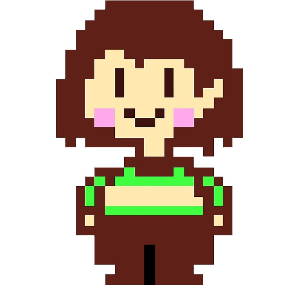 Undertale Chara by BarberTenner
