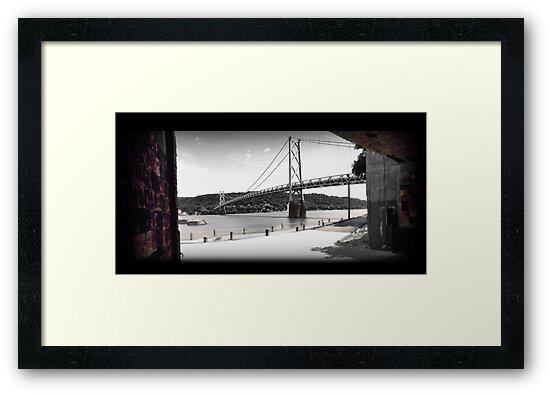 Simon Kenton Memorial Bridge by N8istry