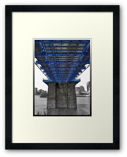 John Roebling Suspension Bridge by N8istry
