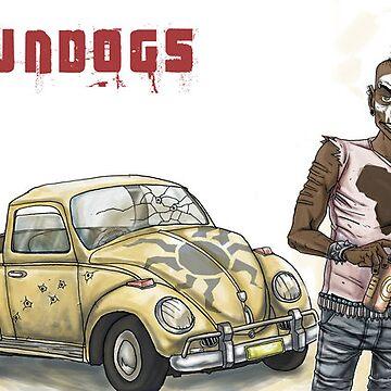 SunDogs by ChrisRabbit