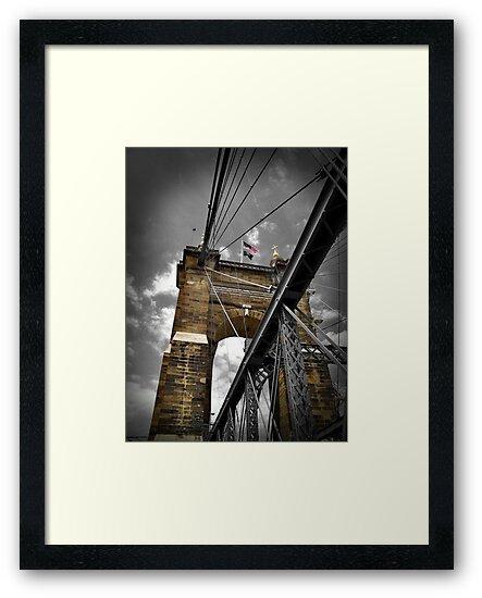 Roebling Suspension Bridge by N8istry