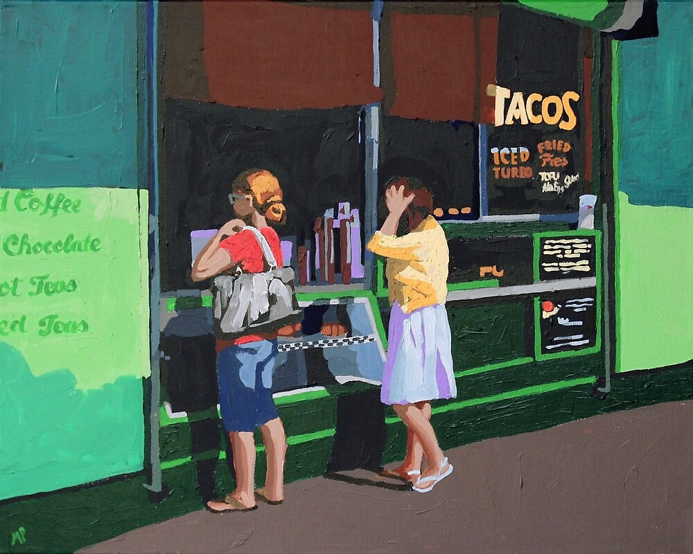 Taco Night by Melinda Patrick