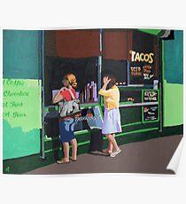 Taco Night Poster