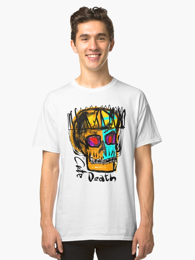 The Cute Death Classic T-Shirt Front