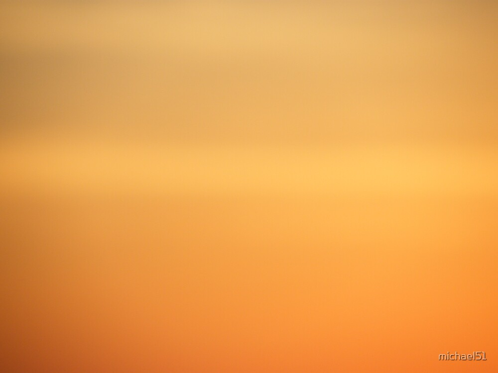 Sunset sky 3 by michael51