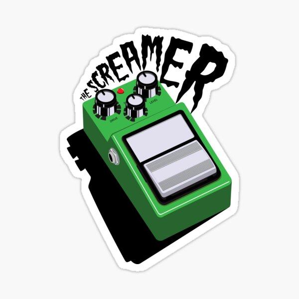 The Tube Screamer Sticker