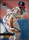 296 - Steve Frey by Foob's Baseball Cards
