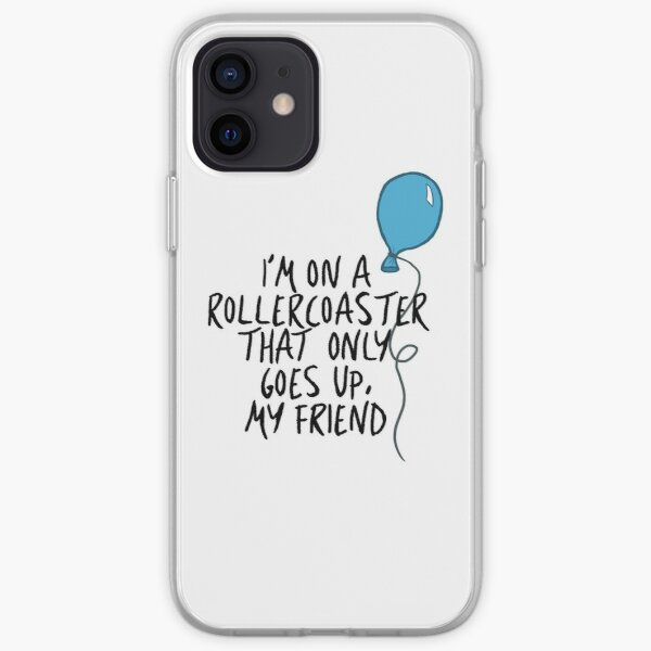 The Fault in Our Stars - Quote iPhone Soft Case