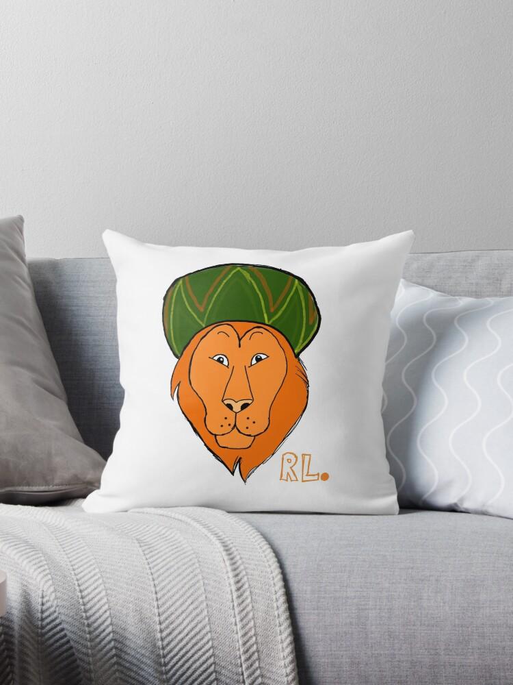 Rasta Lion by ARMA02