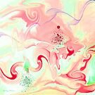 happy day-Abstract-  Art + Products Design  by haya1812