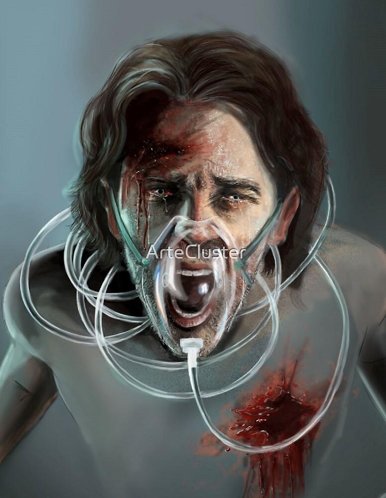Scream  by ArteCluster