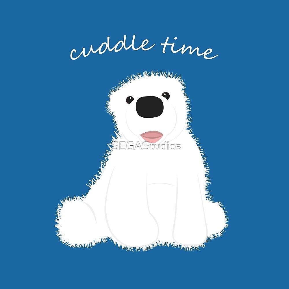 Cuddle Time by SEGAStudios