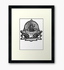 Elephantastic Framed Print