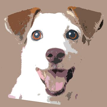 Jack Russell Terrier by TheAnonOne