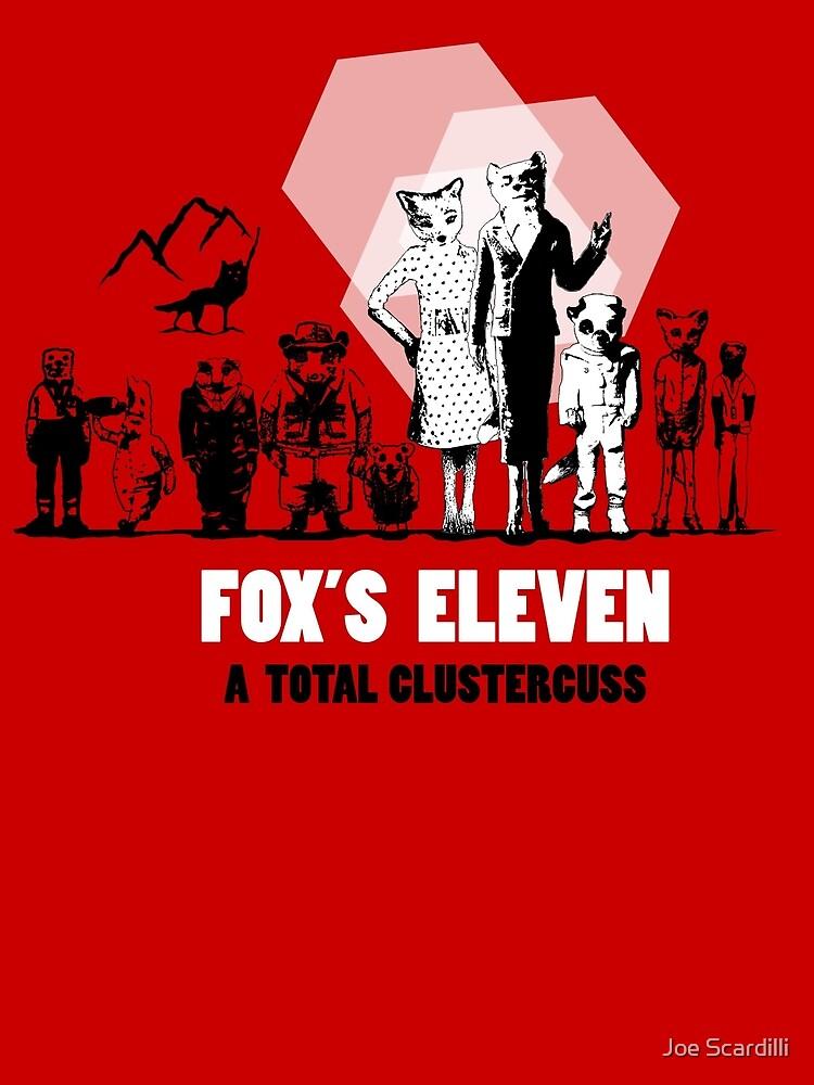 Fox's Eleven by Joe Scardilli