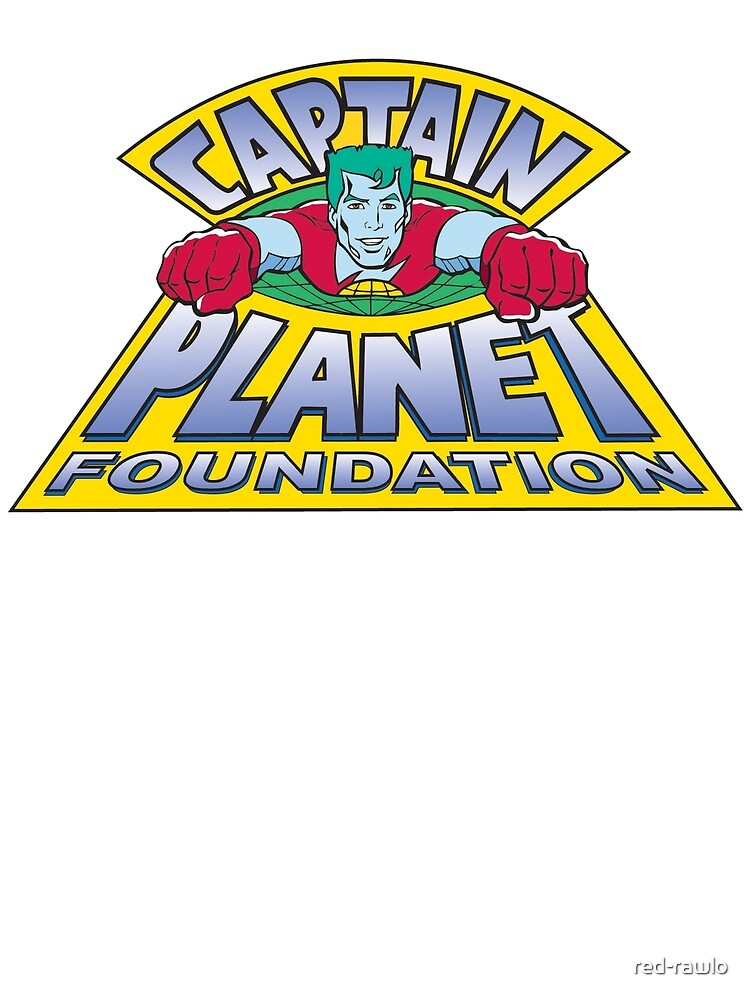 Captain Planet Logo by red-rawlo