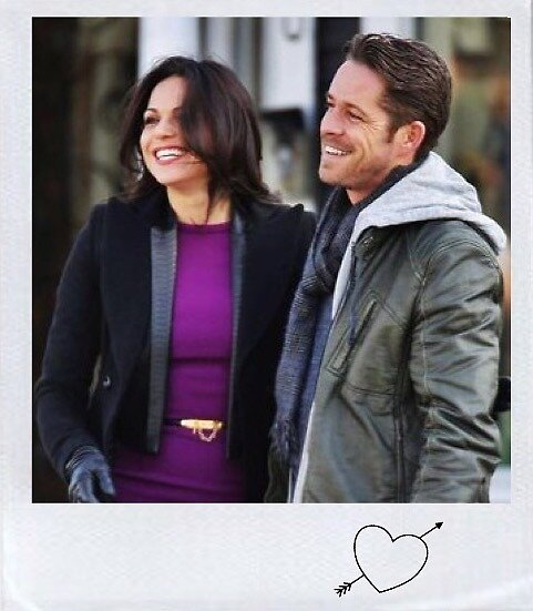 Outlaw queen polaroid by OopsMyPretties