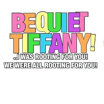 Tyra Yelling At Tiffany  by Caracaracara