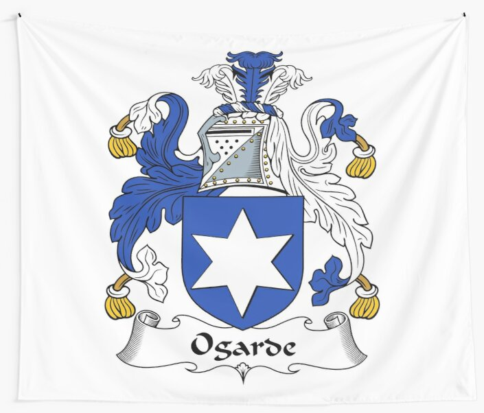 Ogarde or Ogard by HaroldHeraldry