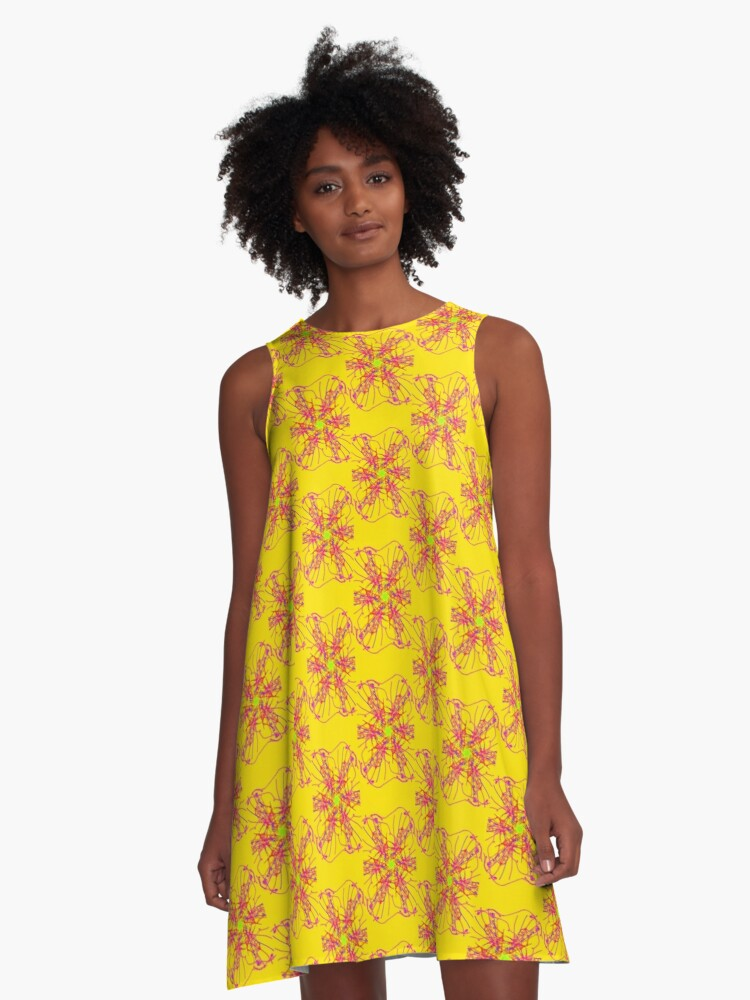 summer in july A-Line Dress Front