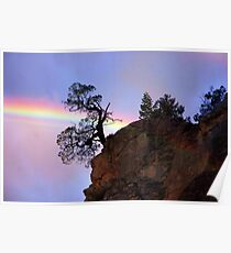 A Rainbow Somewhere Poster