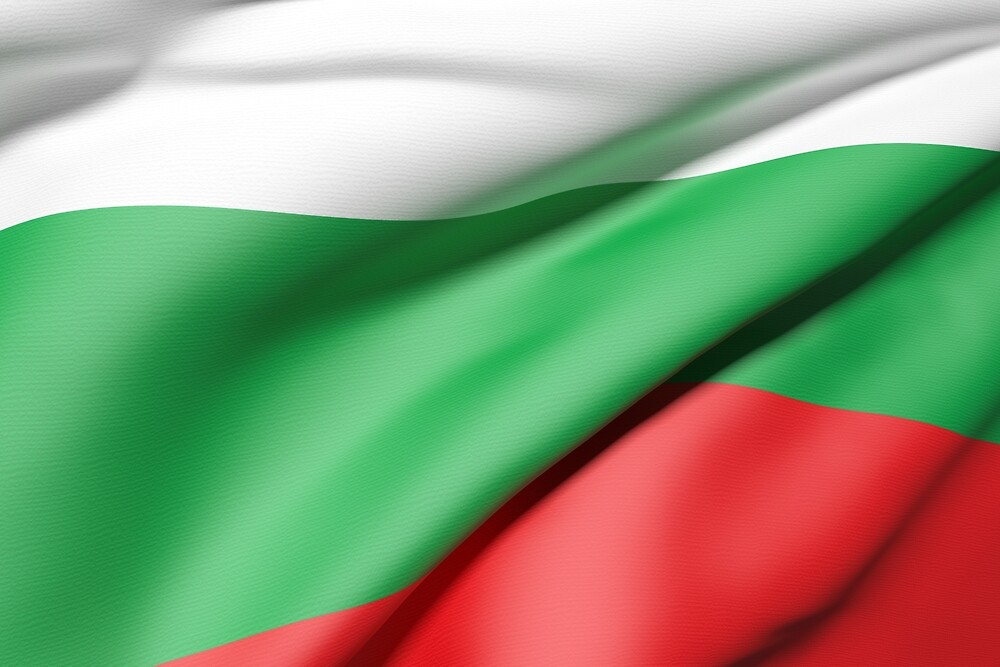 Bulgaria flag by erllre74