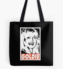 Obey The Golden Girl Tote Bag