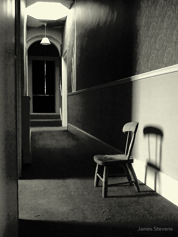 The Naughty Chair by James Stevens