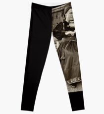 Hardanger fiddle player Leggings