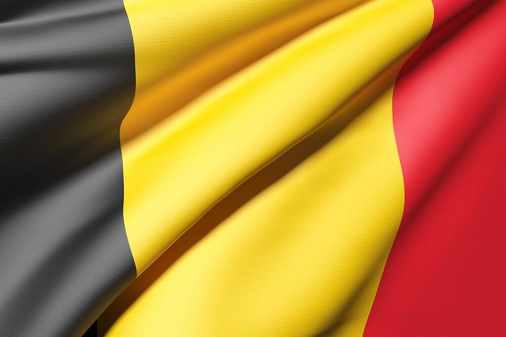 Belgium flag by erllre74