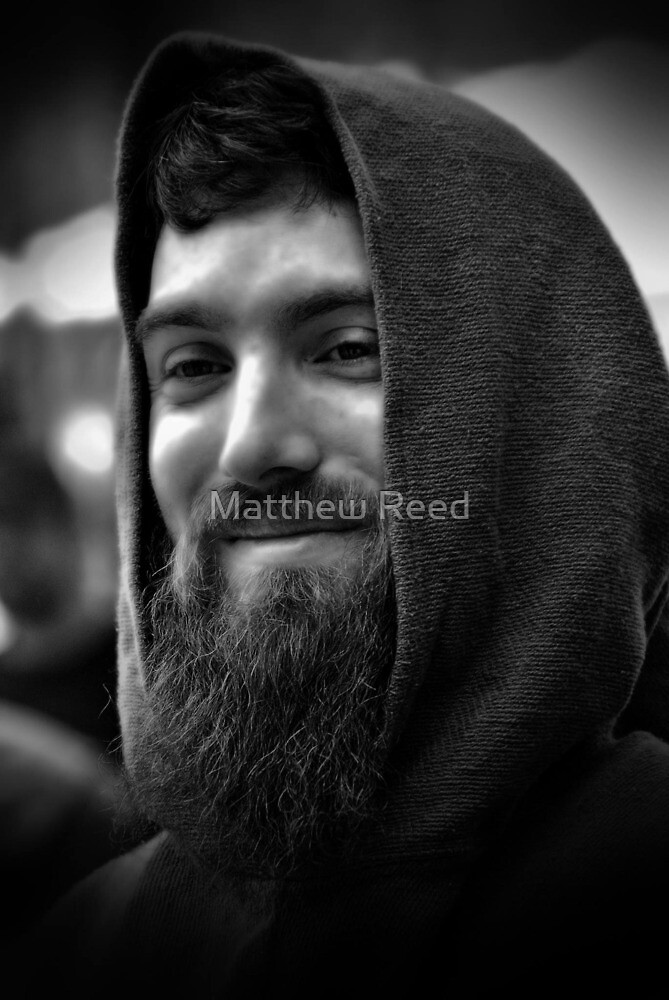 His world... peace... freedom by Matthew Reed