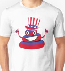 Independence Day T Shirt 4th of July Cute Tee For Kids Unisex T-Shirt