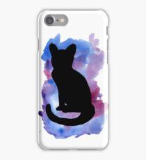 Cat Silhouette iPhone Case/Skin