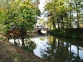 A walk in the Dutch park by blactionman
